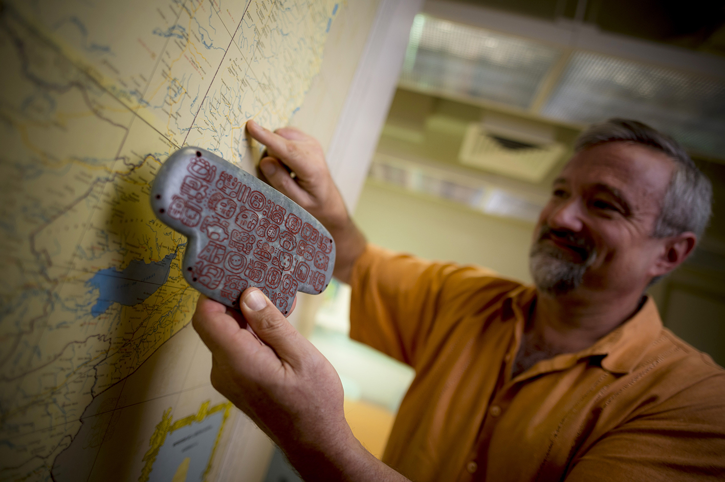 Mysterious Mayan inscription deciphered